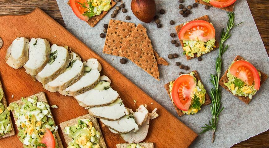 8 закусок на скорую руку, которые помогут вам оставаться стройными.