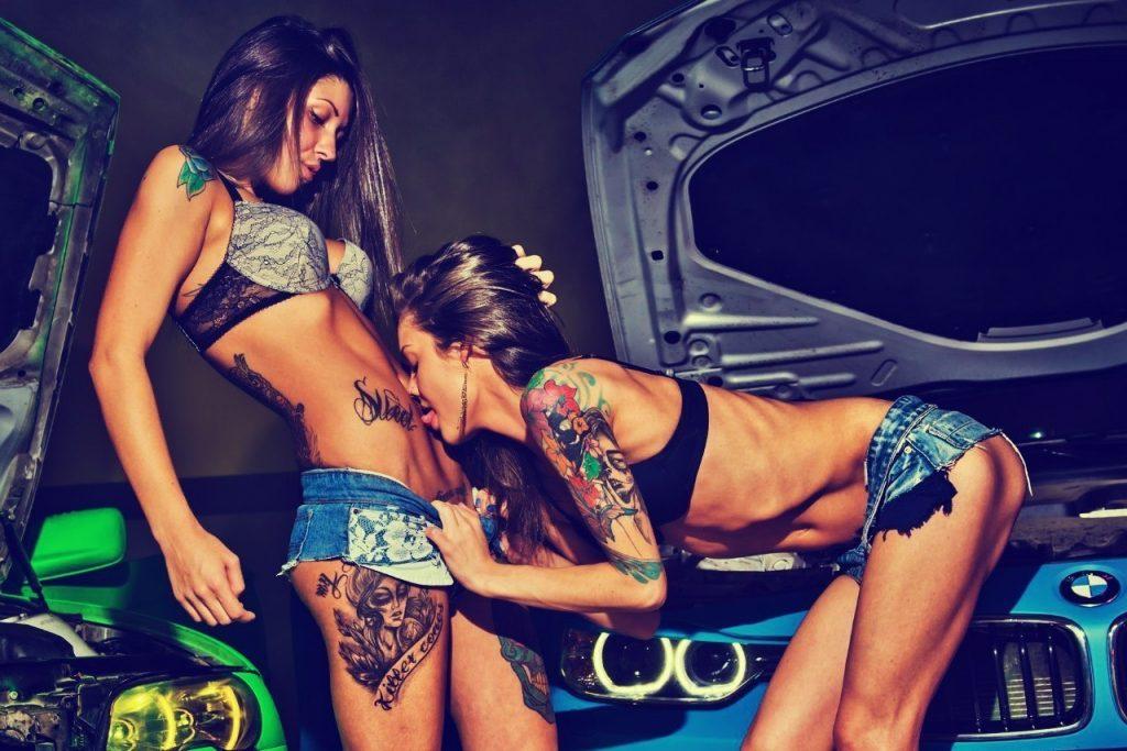Самые страстные проститутки и индивидуалки Томска